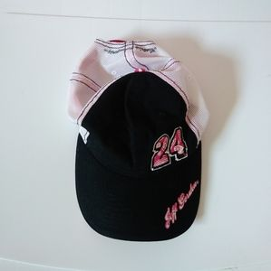 Vintage Accessories - Vintage Ladies Nascar Jeff Gordon Baseball Cap